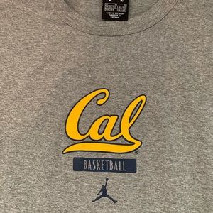 Nike Fit CAL basketball cut off